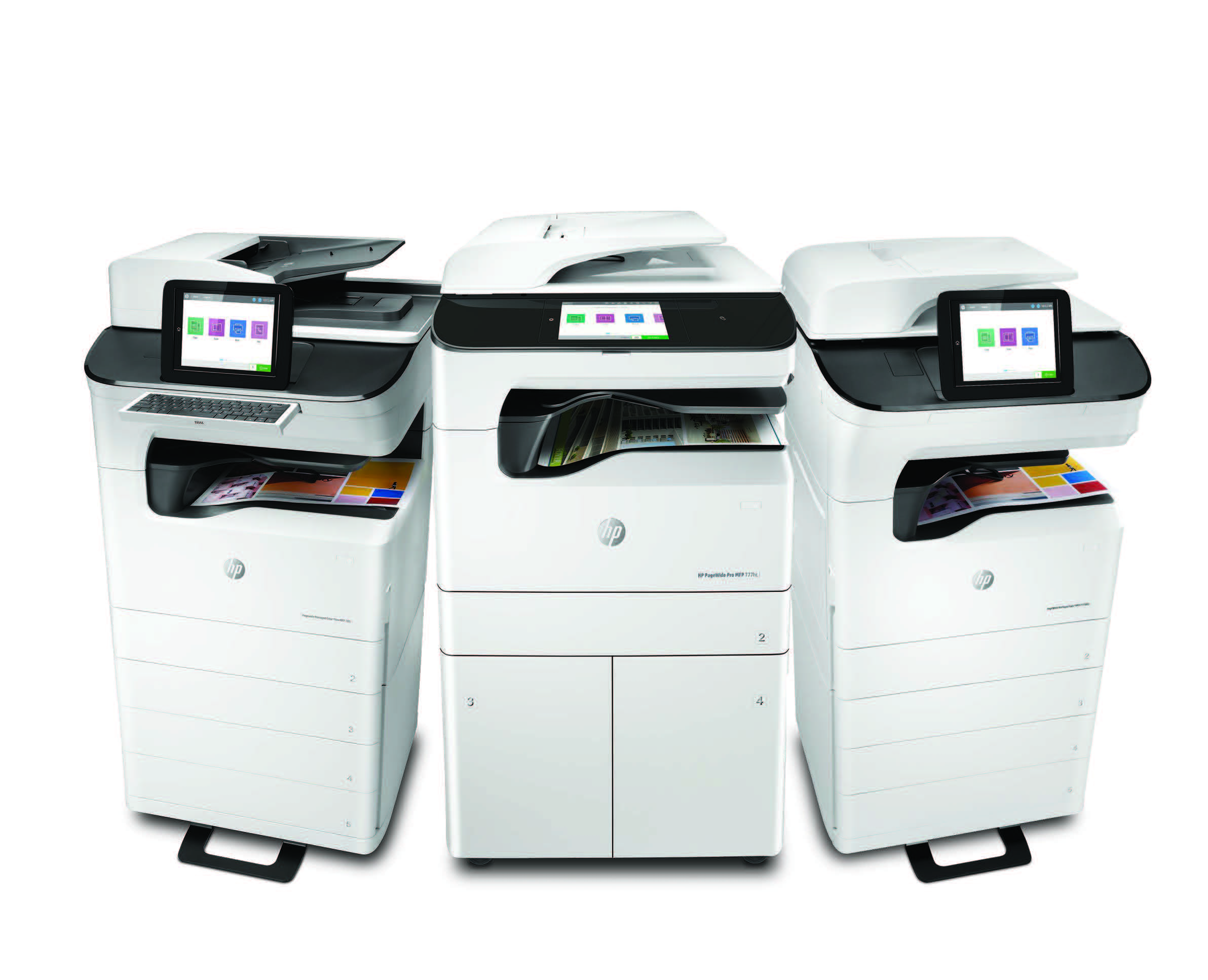 tiskárny řady hp pagewide