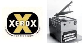Začíná vývoj a výroba první kopírky – Xerox model A (The OxBox)