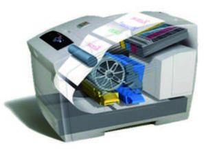 řada tiskáren Phaser používající unikátní technologii tuhého inkoustu (Solid Ink)